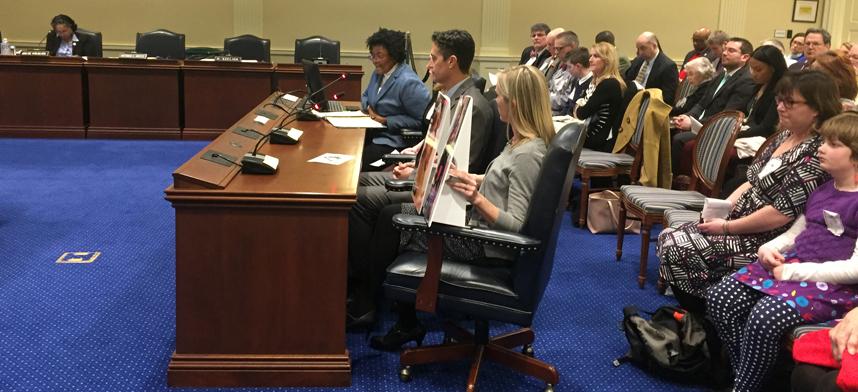 UPDATE: Maryland Pediatric Stroke Legislation Hearing